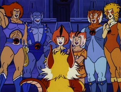 Thunder Thunder Thunder Cats on Thundercats  A Purr Fect Reinterpretation    The Land Of Odd
