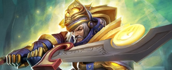 Tirion Fordring. Source: WoW TCG