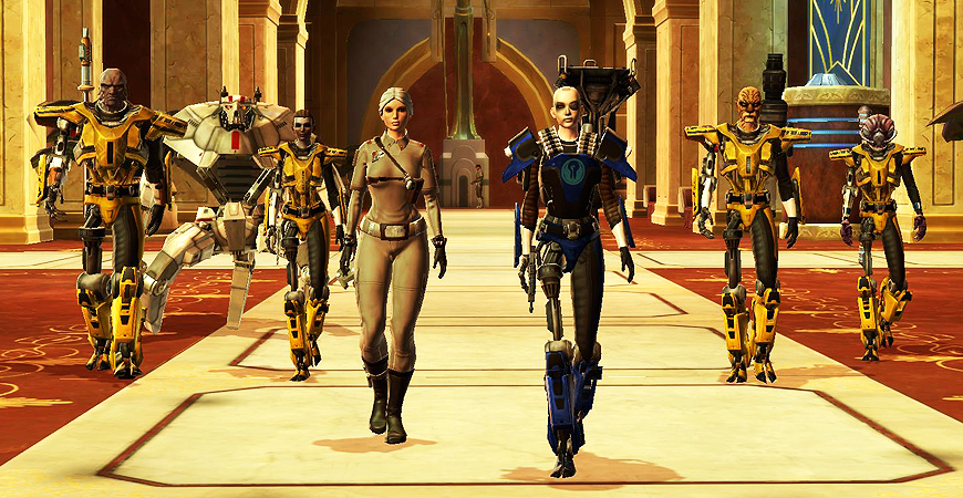The Worst to Best SWTOR Class Storylines | The Land of Odd