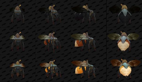 Bee Mount - Source: WoWhead